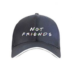 Кепка Not frends