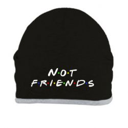 Шапка Not frends