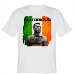 Мужская футболка Notorious - FatLine