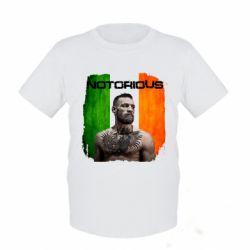 Детская футболка Notorious - FatLine