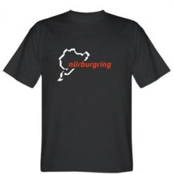 Мужская футболка Nurburgring - FatLine