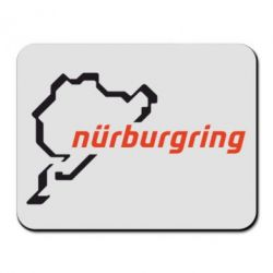 Коврик для мыши Nurburgring - FatLine