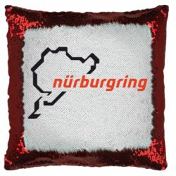 Наклейка Nurburgring - FatLine