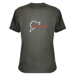 Камуфляжная футболка Nurburgring - FatLine