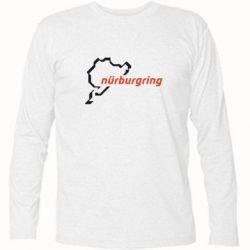 Футболка с длинным рукавом Nurburgring - FatLine