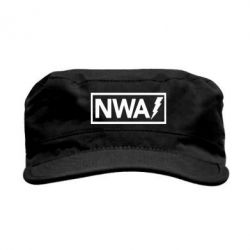 Кепка милитари NWA Flash