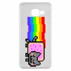 Чохол для Samsung A3 2016 Nyan cat