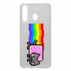 Чохол для Samsung A60 Nyan cat
