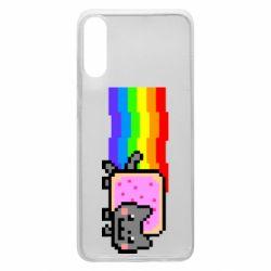 Чохол для Samsung A70 Nyan cat