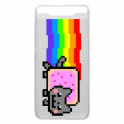 Чохол для Samsung A80 Nyan cat