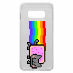 Чохол для Samsung S10e Nyan cat