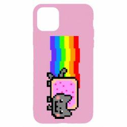 Чохол для iPhone 11 Nyan cat