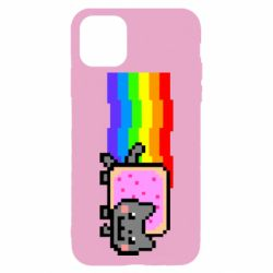 Чохол для iPhone 11 Pro Nyan cat