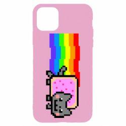 Чохол для iPhone 11 Pro Max Nyan cat