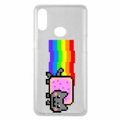 Чохол для Samsung A10s Nyan cat
