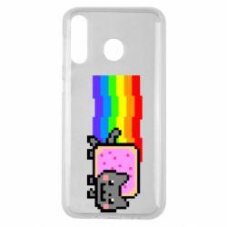 Чохол для Samsung M30 Nyan cat