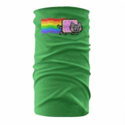 Бандана-труба Nyan cat