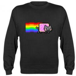 Реглан (світшот) Nyan cat