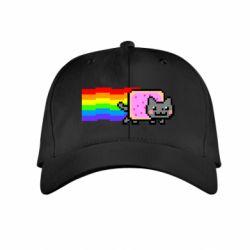 Дитяча кепка Nyan cat
