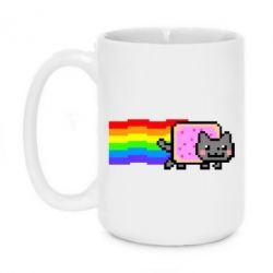 Кружка 420ml Nyan cat