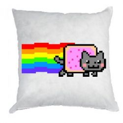 Подушка Nyan cat