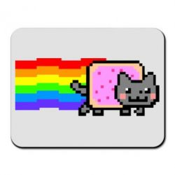 Килимок для миші Nyan cat