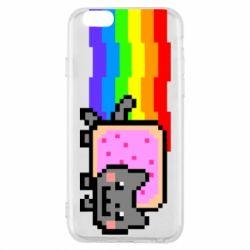 Чохол для iPhone 6/6S Nyan cat