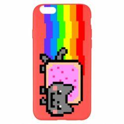 Чохол для iPhone 6 Plus/6S Plus Nyan cat