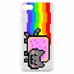 Чохол для iPhone 7 Nyan cat