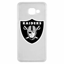 Чохол для Samsung A3 2016 Oakland Raiders