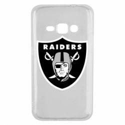 Чохол для Samsung J1 2016 Oakland Raiders