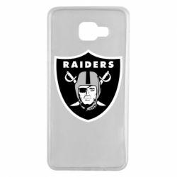 Чохол для Samsung A7 2016 Oakland Raiders
