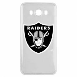 Чохол для Samsung J7 2016 Oakland Raiders