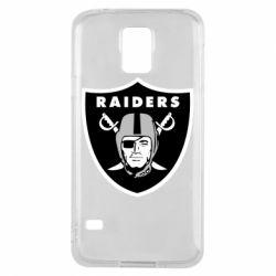 Чохол для Samsung S5 Oakland Raiders