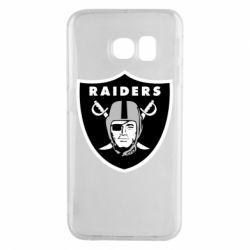 Чохол для Samsung S6 EDGE Oakland Raiders