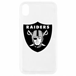 Чохол для iPhone XR Oakland Raiders