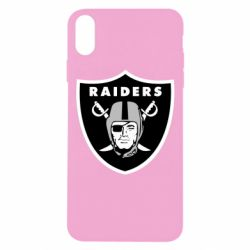 Чохол для iPhone Xs Max Oakland Raiders