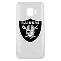 Чохол для Samsung J2 Core Oakland Raiders