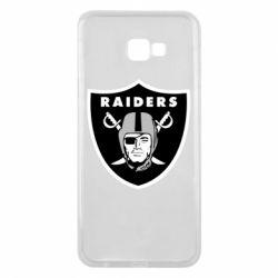 Чохол для Samsung J4 Plus 2018 Oakland Raiders
