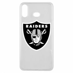 Чохол для Samsung A6s Oakland Raiders