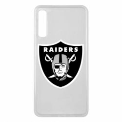 Чохол для Samsung A7 2018 Oakland Raiders