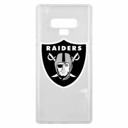 Чохол для Samsung Note 9 Oakland Raiders