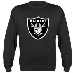 Реглан (свитшот) Oakland Raiders - FatLine