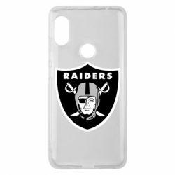 Чохол для Xiaomi Redmi Note Pro 6 Oakland Raiders