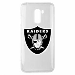 Чохол для Xiaomi Pocophone F1 Oakland Raiders