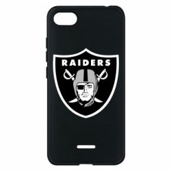Чохол для Xiaomi Redmi 6A Oakland Raiders