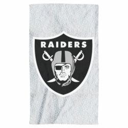 Рушник Oakland Raiders