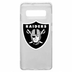 Чохол для Samsung S10+ Oakland Raiders