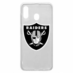 Чохол для Samsung A20 Oakland Raiders