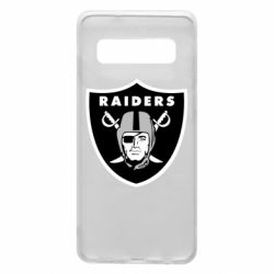 Чохол для Samsung S10 Oakland Raiders